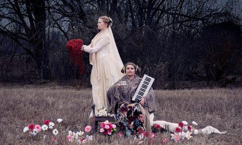 Poor Butterfly - Erika Malkki & Aino Lehtovaara